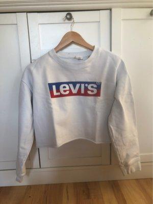 Levi's Sweter o skróconym kroju Wielokolorowy