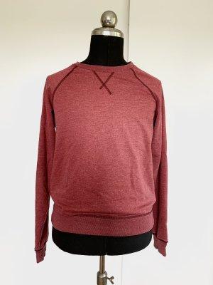 Cheap Monday Crewneck Sweater neon red-brick red