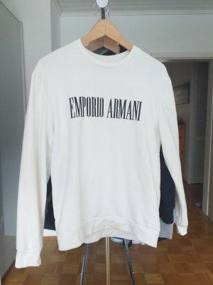 Armani Sportshirt wolwit