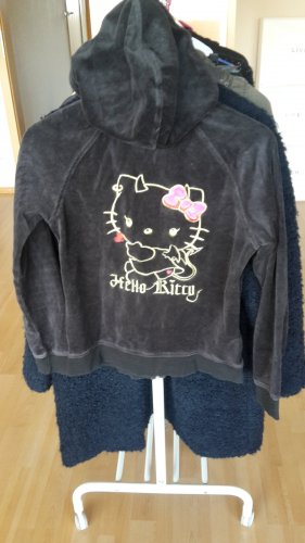 Sweater Hoodie Hello Kitty Jacke Swetjacke Homewear