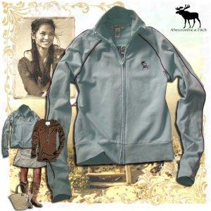 Sweater Hoodie Jacket Gr. S von A&F Vintage