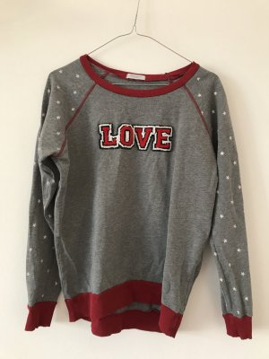 Sweater LOVE Raglan Stars Intimissimi S