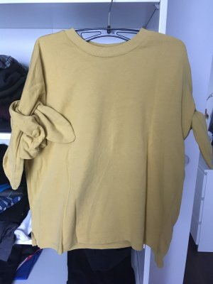 Sweater mit Bindeärmel