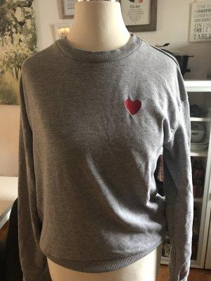 Sweater mit Herz