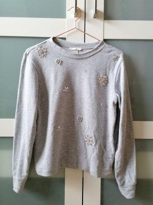 Sweater mit Strasssteine
