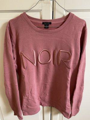 Sweater Noir altrosa Beere gemütlich Pullover