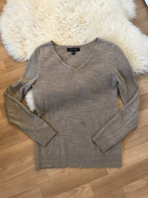 Sweater Pullover Cardigan Beige Winter