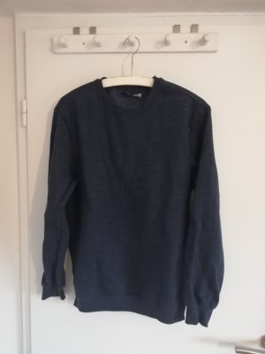 Sweater Pullover H&M 36 S blau dunkelblau