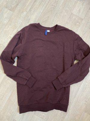 Sweater / Pullover von H&M divided blue Gr. S
