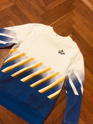 Snipes Sweat Shirt multicolored cotton
