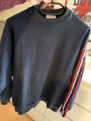 Pull & Bear Oversized Sweater multicolored