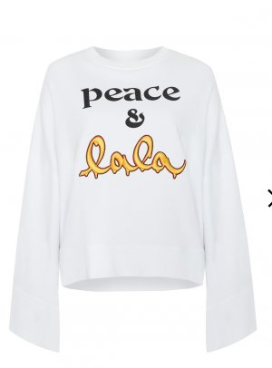 Sweater v lala Berlin *white*