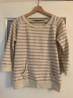 Levi's Sweatshirt blanc cassé-rose