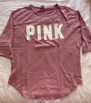 Pink Maglione girocollo multicolore