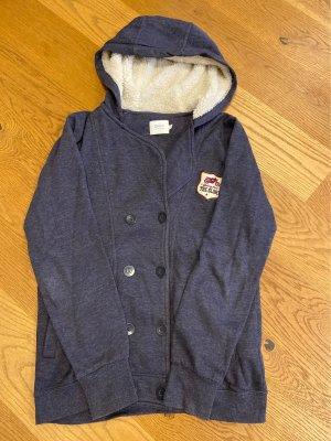 Sweaterjacke im Blazerstyle