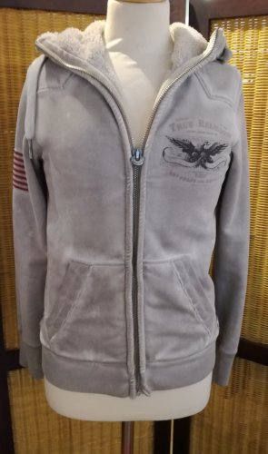 Sweaterjacke von True Religion Gr. XS