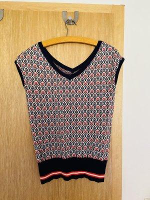 King louie Smanicato lavorato a maglia multicolore Cotone