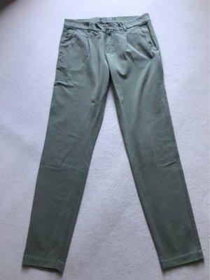 European Culture Pantalon de jogging kaki coton