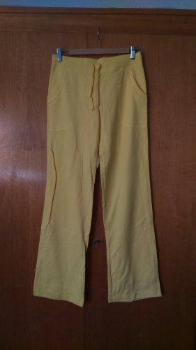 Sweathose gelb von H&M