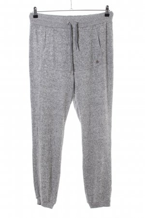 Sweat Pants light grey flecked athletic style