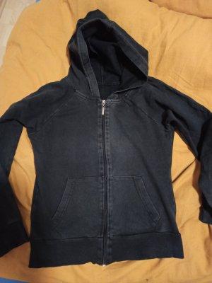 Chaqueta estilo camisa negro