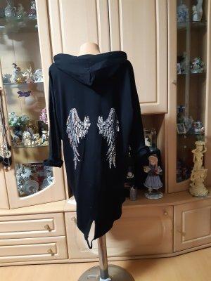 Made in Italy Oversized Jacket black