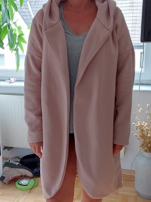 Reserved Sweat Jacket dusky pink