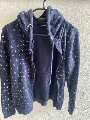 Janina Sweat Jacket dark blue