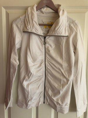 17&co Sweat Jacket white