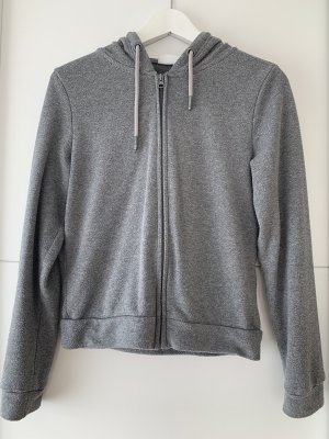 Only Sweat Jacket grey