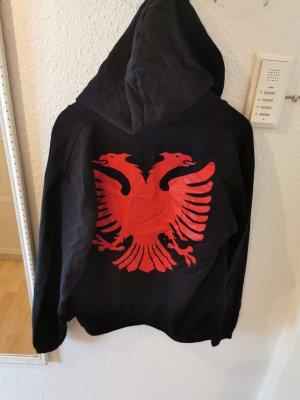 sweatjacke albanien Adler