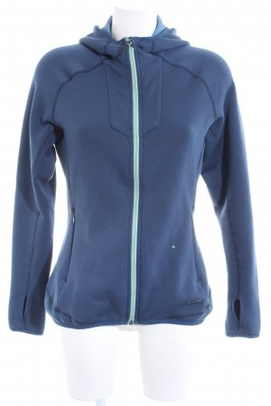 Frilufts Sweatjacke blau Casual-Look