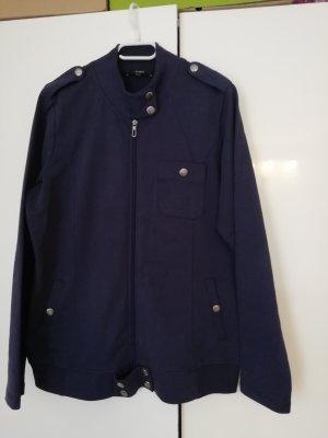 Bonita Sweat Jacket dark blue