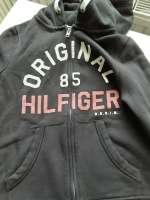 Hilfiger Denim Veste sweat noir