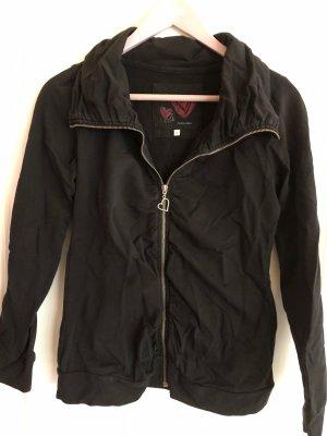 17&co Sweat Jacket black