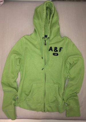 Abercrombie & Fitch Sweat Jacket multicolored