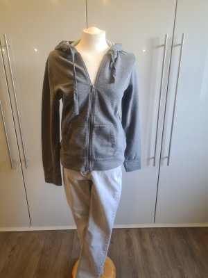 C&A Veste sweat gris