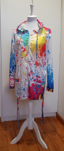 no name Sweat Jacket multicolored polyester