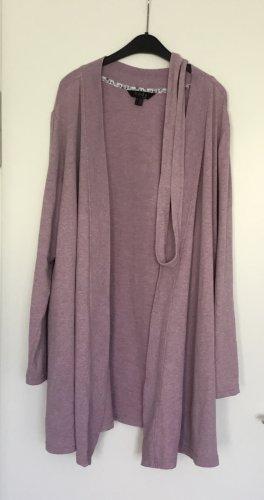 Body by Tchibo Giacca-camicia malva-rosa antico Cotone