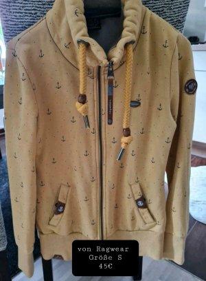Ragwear Between-Seasons Jacket yellow