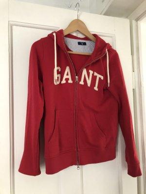 Sweatjacke rot von Gant Gr. S