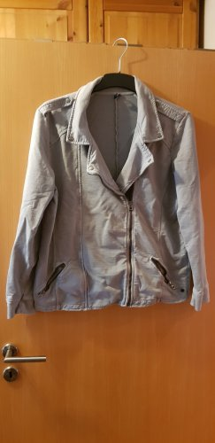 Cecil Sweat Jacket light grey