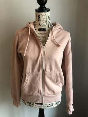 H&M Giacca fitness rosa antico