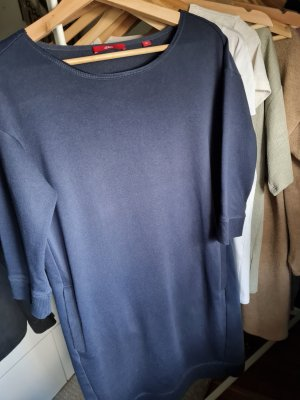 s.Oliver Sweat Dress steel blue