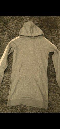 Gant Robe Sweat blanc-gris clair