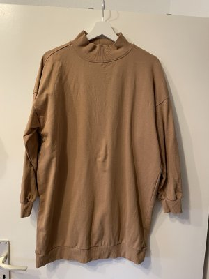 Only Robe Sweat chameau