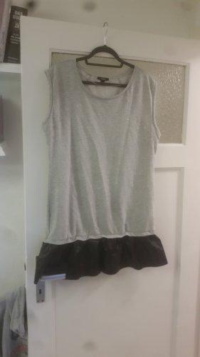Mexx Sweat Dress black-light grey