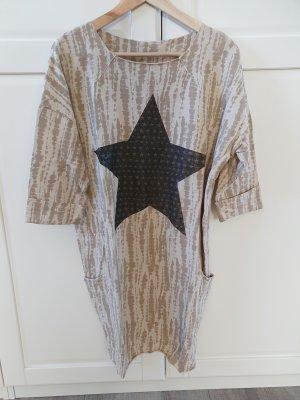 Tunic Dress multicolored cotton
