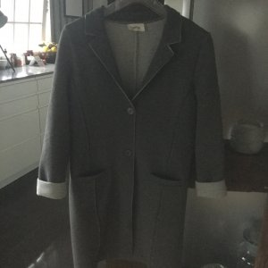 Cartoon Short Coat grey
