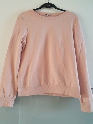 About You Jersey de cuello redondo rosa empolvado